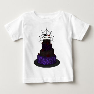 Toddlers Gothic wedding cake t-shirt