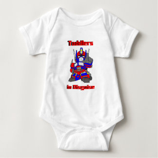 toddlers in disguise baby bodysuit