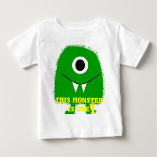 Toddlers/kids Monster Shirt