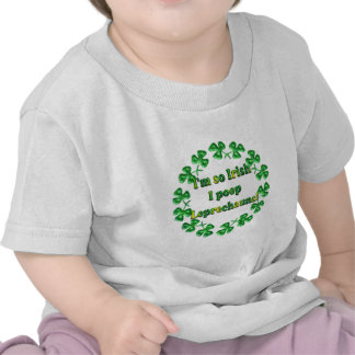 Toddler's T-shirt Funny  I'm So Irish