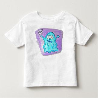 Toddlers Tee Shirt -Halloween Ghost