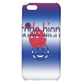 ¡Todo Bien Cuba Flag Colors Pop Art iPhone 5C Cases