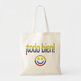 ¡Todo Bien! Ecuador Flag Colors Bag