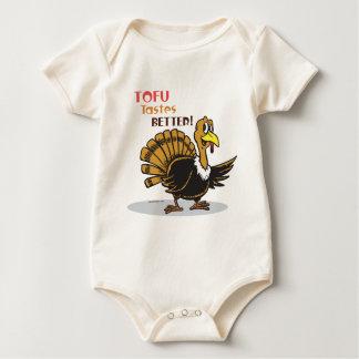 Tofu Thanksgiving Baby Bodysuit
