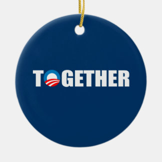 TOGETHER CHRISTMAS ORNAMENTS