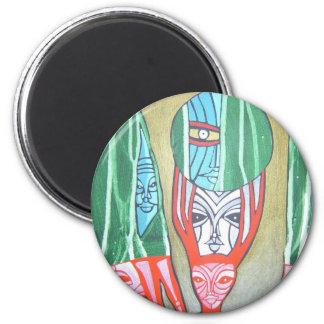 together detail 3 6 cm round magnet