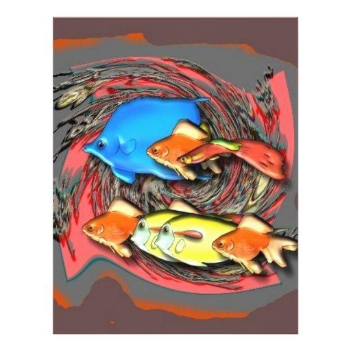 Together fish2 flyer