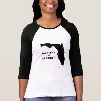 Together for Florida after hurricane Irma T-Shirt
