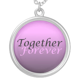 Together Forever (05) Round Necklace
