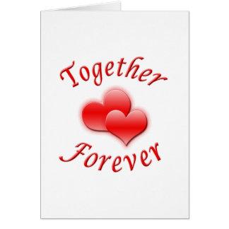 Together Forever Cards