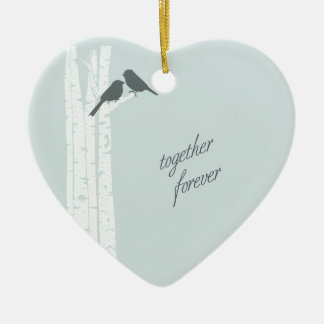 Together Forever Christmas Ornament