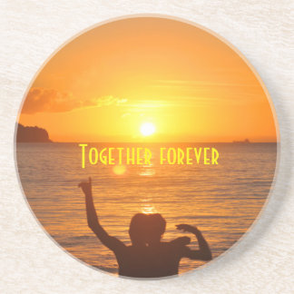 Together forever coaster