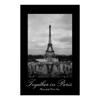 Together in Paris Poster