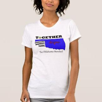 Together - The Oklahoma Standard Tee Shirt