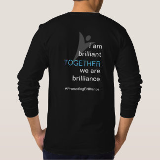 Together We Are Brilliant--Back Printed | All Ages T-Shirt