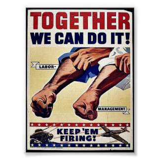 Together We Can Do It Poster