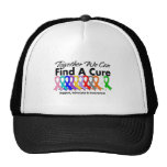 Together We Can Find A Cure Cancer Cap