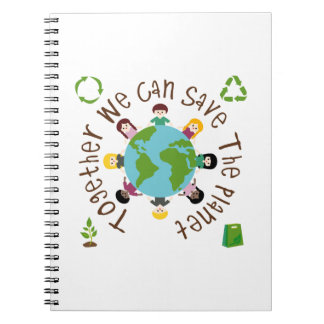 Together We Can Save the Planet Journal