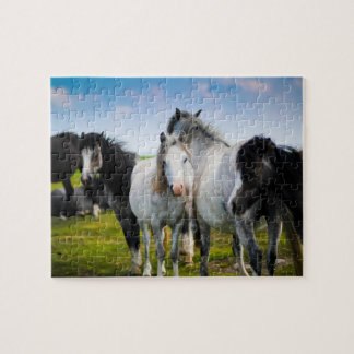 Together with Family 8x10 Jigsaw Puzzle