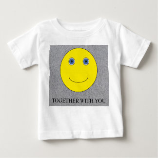 Together with you baby T-Shirt