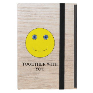 Together with you case for iPad mini
