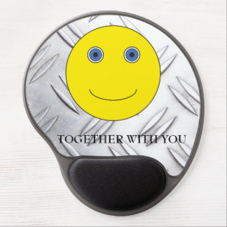 Together with you gel mouse mat