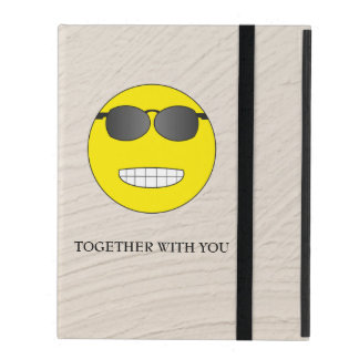 Together with you iPad case