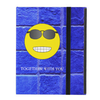 Together with you iPad folio case