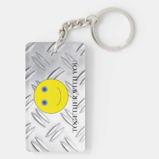 Together with you key ring