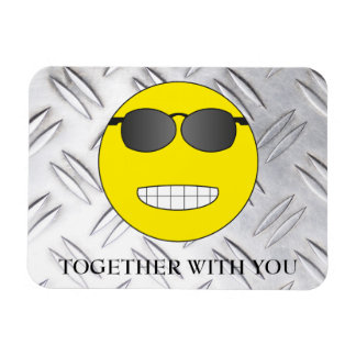 Together with you magnet