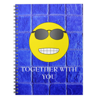 Together with you notebooks