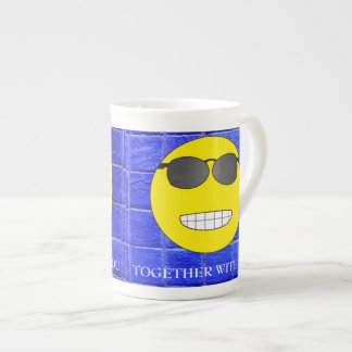 Together with you tea cup