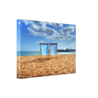 Togetherness Stretched Canvas Prints