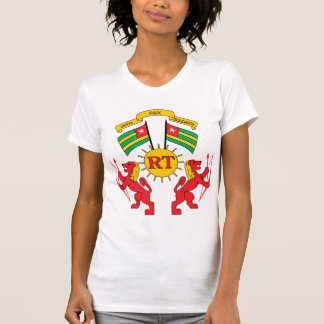 Togo Coat of Arms detail T-Shirt