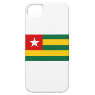 togo country flag nation symbol case for the iPhone 5