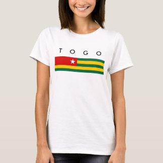 togo country flag nation symbol T-Shirt