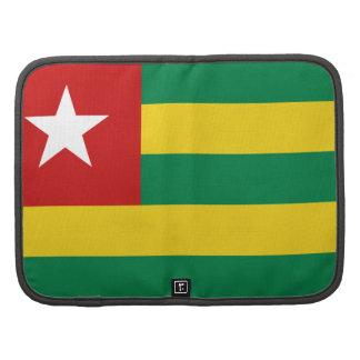 Togo Flag Folio Organizer