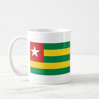 Togo Flag ~ Map Mug