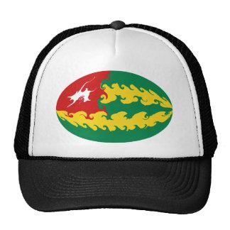 Togo Gnarly Flag Hat
