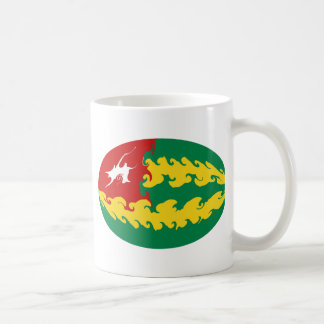 Togo Gnarly Flag Mug