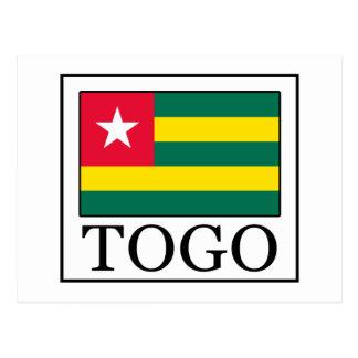 Togo Postcard