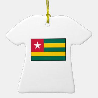 Togo – Togolese Flag Christmas Tree Ornament