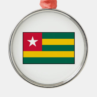 Togo – Togolese Flag Christmas Tree Ornaments