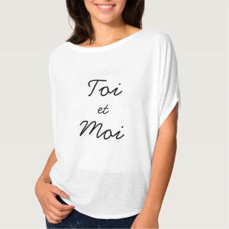 Toi et Moi T-Shirt