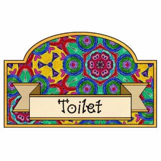 Toilet - Decorative Sign Photo Cut Outs