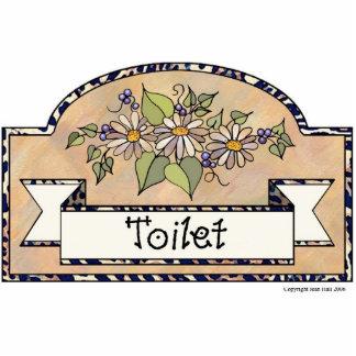 Toilet - Decorative Sign Photo Cutout