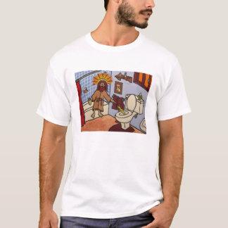 Toilet Jesus T-Shirt