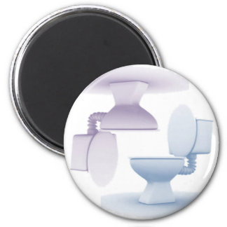 Toilets Magnet