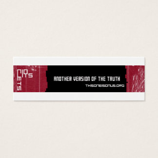TOIOU double-sided cards