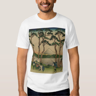 Tokaido Hodogaya Tee Shirt